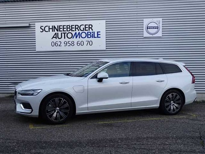 Volvo V60 2.0 T6 TE Inscription eAWD
